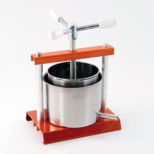 OMAC Cook Case by Pressoir, diamètre 14cm, Acier