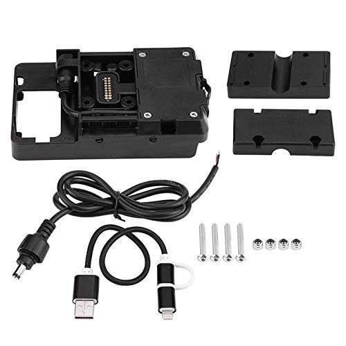 Soporte para teléfono para Motocicleta ,con Cargador USB para Motocicleta De BMW...