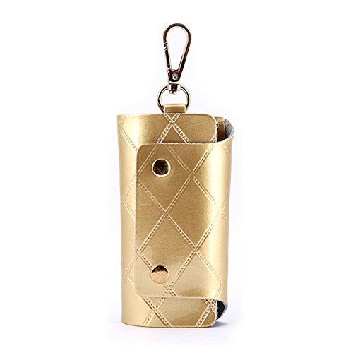 Moda diamante Plaid vernice semplice chiave/ Versione coreana di pulsante di blocco-F E