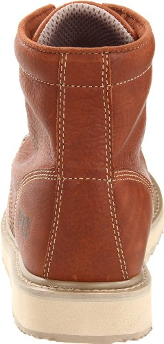 Timberland PRO Men's Barstow Wedge Work Boot,Brown,10 W US Marron - Marrón - marrón