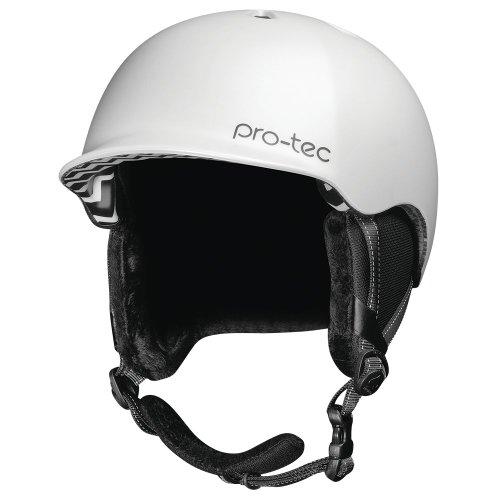 pro-tec-scandal-casco-de-ciclismo-bmx-integral-ajustable-casco-color-blanco-talla-xs-s