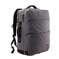Cabin Max Padded Laptop Bag Quick Access Pockets for Holiday Essentials 50x40x20