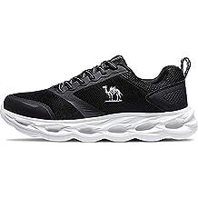 CAMEL CROWN Zapatillas de Running Deporte y Aire Libre Hombres Zapatos Entrenamiento de Correr montaña Calzado