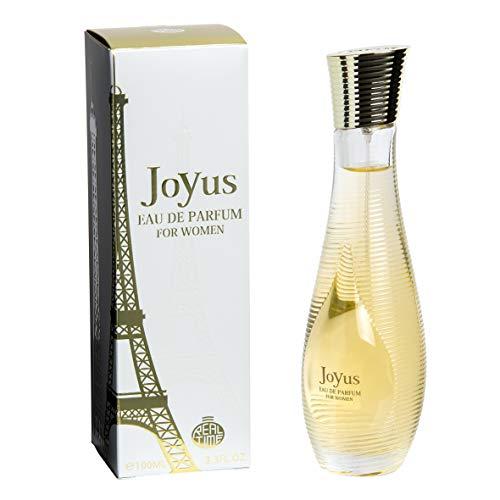 Real Time Eau de Parfum pour Femme Joyus 100 ml