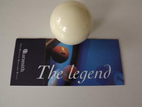 Aramith-Billardkugel, Weiß, 48mm