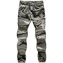 Amazon.es  pantalon de pana hombre - Gris 8d259b905858