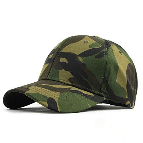 ap Herren Frauen Unisex Trucker Hat Camouflage Cap stylische Sun Hat UV Schutz Safari Hut Stickerei Unisex Premium Baseball Mütze Kappe Sonnenhut Atmungsaktiver verstellbar ()
