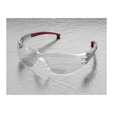 ELVEX BI DE FOCAL SAFETY GLASS 1 5LENS RX400–1 5BY ELVEX