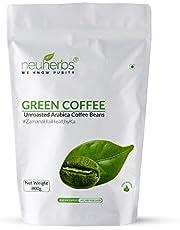 Neuherbs Green Coffee Beans for Weight Loss 800g