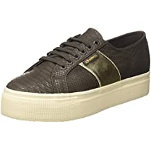 nuova collezione 84159 4201c Amazon.it: superga donna pelle - Marrone