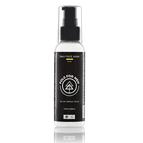 Limpiador Facial orgánico hombres FOLS For Men |