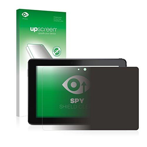 upscreen Anti-Spy Blickschutzfolie kompatibel mit Dell Venue 10 Pro Privacy Screen Sichtschutz Bildschirmschutz-Folie