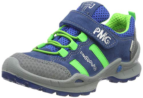 Primigi Gore-Tex Pfogt 33949, Zapatillas para Niños, Azul Bluet/ARG 3394911, 35 EU