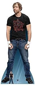 Star Cutouts SC1204 - Figura decorativa de Ambrose (193 cm de alto), diseño de WWE, multicolor