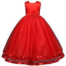 Vestidos De Princesa Elegante Para Bébes Y Niñas De Bautizo De Fiesta
