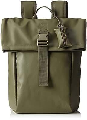 bree damen punch 92 rucksackhandtaschen gr n military 474 36x42x12 cm schuhe. Black Bedroom Furniture Sets. Home Design Ideas