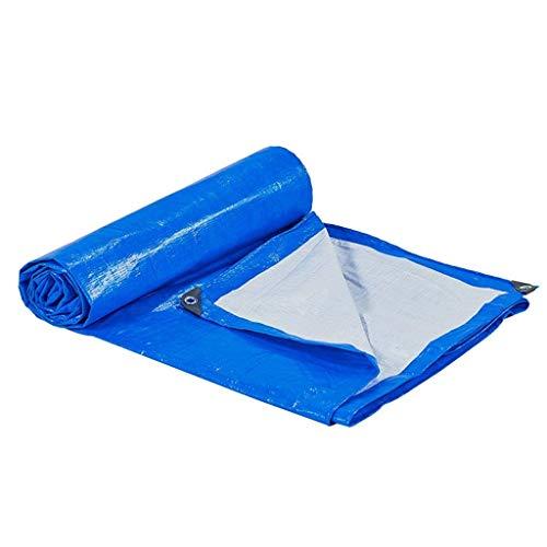 Preisvergleich Produktbild FH Outdoor Heavy Duty Wasserdichte Plane,  Camping Zelt Sonnenschutz,  Home Gardening Bodenbelag / LKW Trailer Abdeckung (größe : 3x6M)