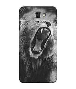 FUSON Designer Back Case Cover for Samsung Galaxy J7 Prime (2016) (Animal Cat Cute Domestic Preety)