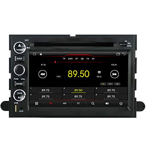 Autosion Android 7.1Cortex A91,6g Auto DVD Player GPS Stereo Head Unit Navi Radio Multimedia Wifi für Ford F150F250F350Fusion Explorer Edge Expedition Mustang Taurus Ford Taurus Stereo