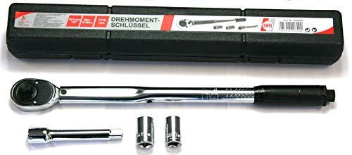 Iwh 020809chiave dinamometrica con prolunga e noci 17/19mm