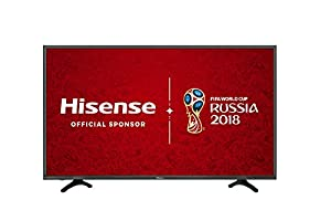 Hisense H50N5300UK 50inch 4K UHD Smart TV - Black - (2017 Model)