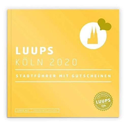 LUUPS Köln 2020: Stadtführer mit Gutscheinen