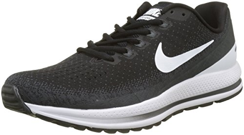 Nike Air Zoom Vomero 13, Scarpe Running Uomo, Nero (Black/White/Anthracite 001), 44.5 EU