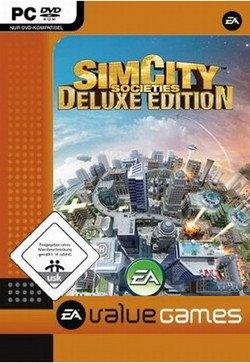 Sim City Societies - DeLuxe Edition