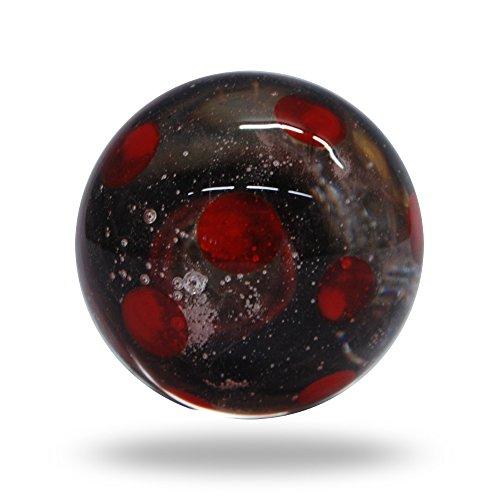 glass-clear-round-eken-red-polka-dot-knob-kitchen-cabinet-cupboard-door-knobs-home-decor-drawer-pull