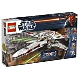 Awesome LEGO Star Wars X-Wing Starfighter 9493 With 1 Weapon, And 1 Lightsaber, Extra Wing Markings Jouets, Jeux, Enfant, Peu, Nourrisson