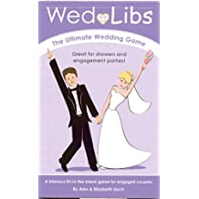 Wed Libs: The Ultimate Wedding Game