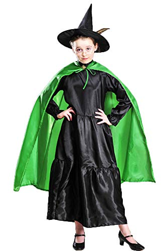 Unbekannt Childrens McGonagall Stil Hexenkostüm Large 8-10 Years