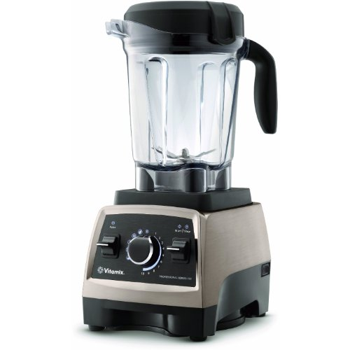Vitamix Pro750 Power Mixer, Silberfarben