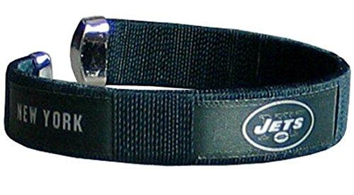Offizielles NFL Fan Fashion Band Armband (New York Jets)