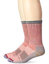 Woolrich Men's Ten Mile Hiker Crew Sock 2-Pack 2-Pack