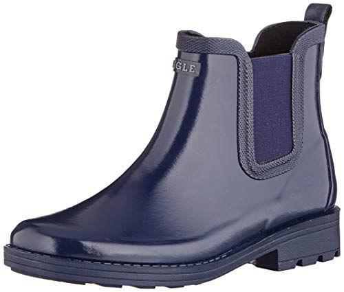 Aigle Damen Carville Gummistiefel, Blau (Indigo 001), 39 EU