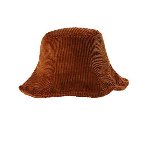 (Nosterappou Stilvolle und Bequeme Persönlichkeit Damen-Fischerhut, angenehm zu tragen, Windseil-Schnallendesign, elastische Passform, Reisen, Freunde, der Favorit)