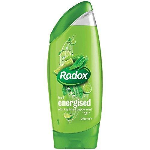 Preisvergleich Produktbild Radox Energise Shower Gel 250 ml - Pack of 6