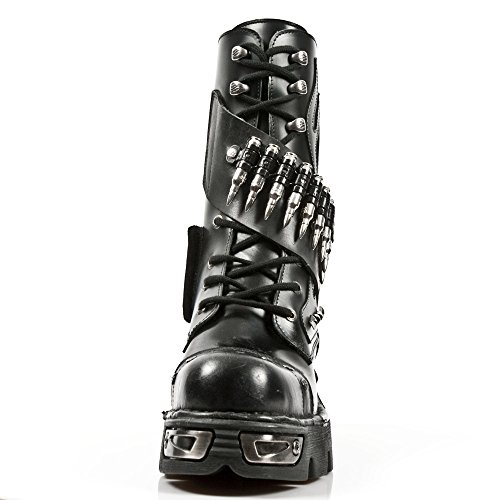 New Rock M.297-S1 Schwarz