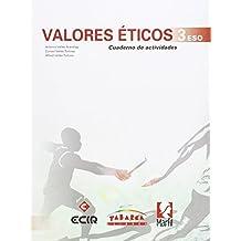 Valores Éticos 3º cuaderno - 9788480253345
