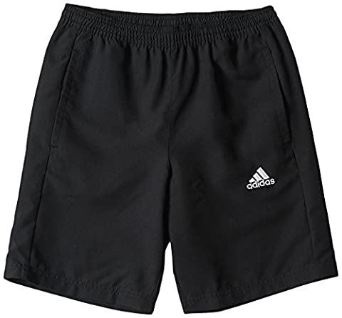 adidas Jungen Shorts Woven Y, schwarz/weiß, 152, M35337
