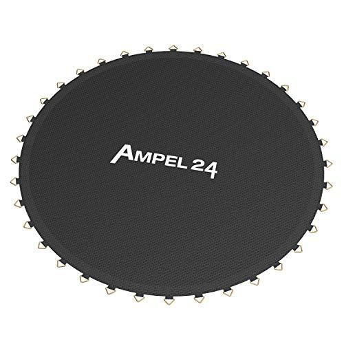 Ampel 24 - Tapis de Saut de Rechange Ø 140 cm/pour Trampoline au diamètre de 1,83m / 36 Oeillets/Couture Decuple/Charge Max 100kg