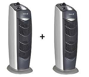 2x UV Plasma Ionisator Luftreiniger CA-366 Kombi-Angebot