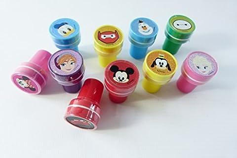 Disney Mickey Minnie Mini encre Stampers (10 modèles de motif)