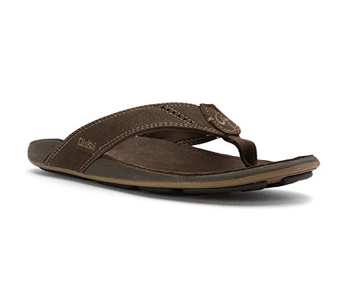 OluKai Nui Men seal brown/seal brown 7C7C