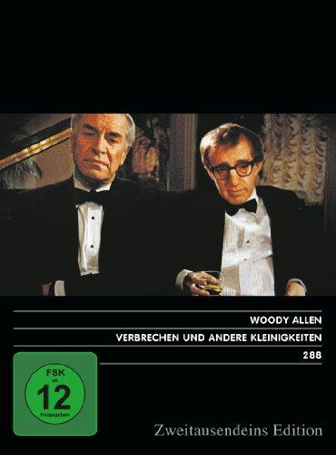 Verbrechen und andere Kleinigkeiten. Zweitausendeins Edition Film 288