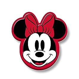Karactermania Diseny Icons Minnie Maus-Slim Geldbörse Portamonete, 11 cm, Rosso (Red)