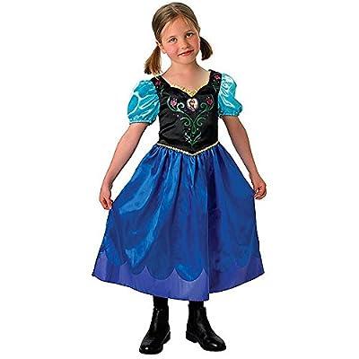 Classic Anna - Frozen - Niños Disfraz de Rubies