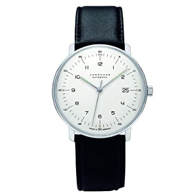 Junghans Gents Watch Max Bill Automatic Analog 027/4700.00