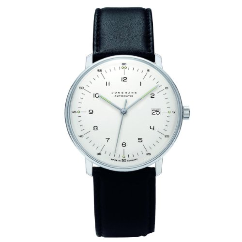 Junghans XL Max Bill Automatic Analog Automatik